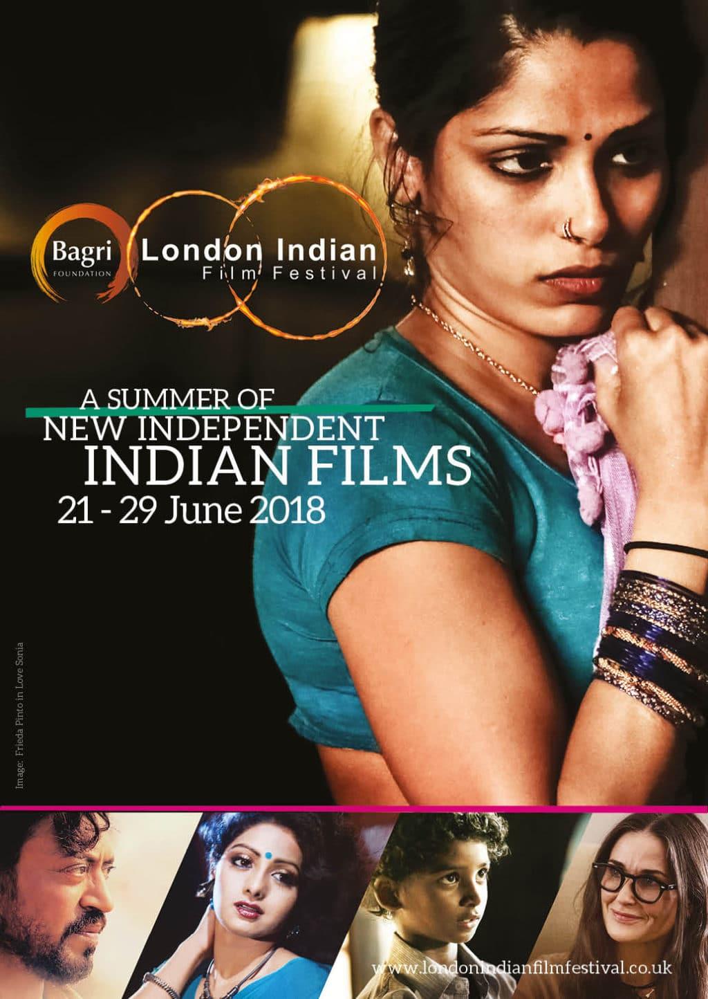 Bagri Foundation London Indian Film Festival 2018 Bagri Foundation